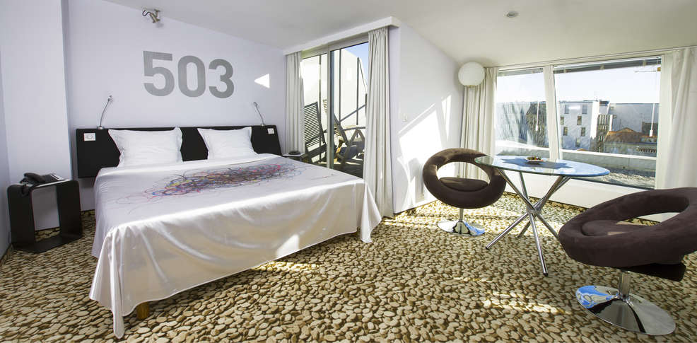 Seeko 39 o h tel design h tel de charme bordeaux 33 for Hotel design andalousie
