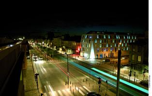 Week-end romantique en hôtel design à Bordeaux