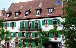 Week-end détente et nature en Alsace