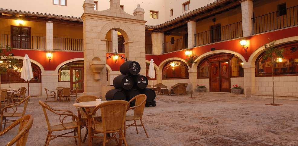 Hotel bodega real hotel el puerto de santa mar a - Hotel bodega real el puerto ...