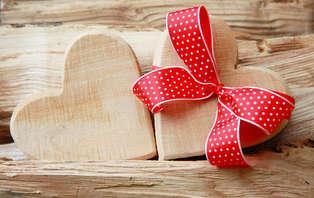 Offre spéciale Saint-Valentin: Week-end en amoureux avec dîner et brunch