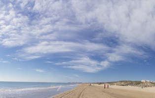 Escapada relax en playa paradisíaca de Guardamar del Segura