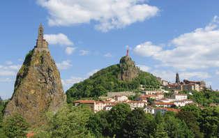 Week-end au coeur du Massif Central, au Puy en Velay