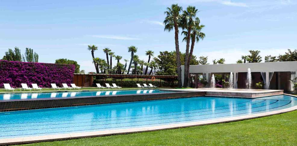 Hotel rey juan carlos i old h tel de charme barcelone - Hotel de charme barcelone ...