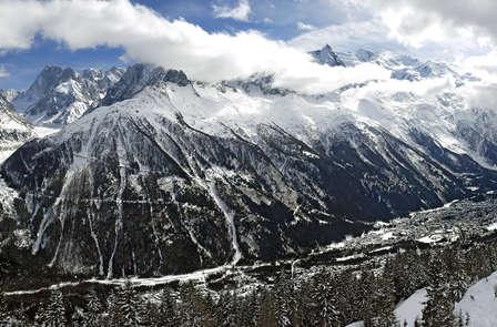 Week-end en famille à la montagne à Chamonix (2 nuits)