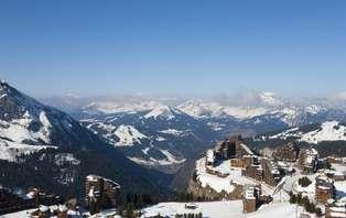 Week-end ski en famille proche de Morzine (2 nuits)