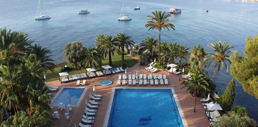 Thb hotel los molinos h tel de charme ibiza - Maison de charme rustique baleares ibiza ...