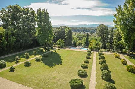 Offre spéciale 2 nuits : Week-end dans un hôtel***** face aux Pyrénées, à Pau