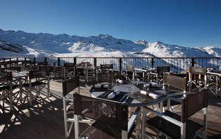 Week-end ski et détente avec forfait à Val Thorens