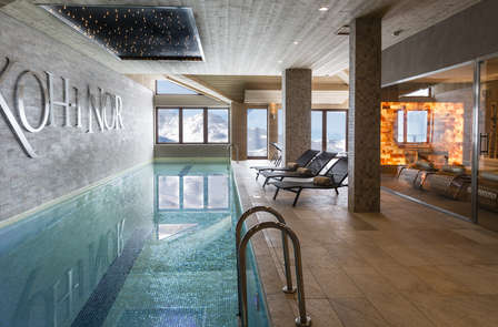 Luxe, accès spa et forfaits à Val Thorens