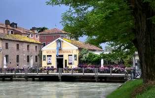 Week-end à quelques pas de Venise