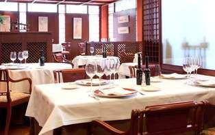 Escapada con cena en el centro de Burgos