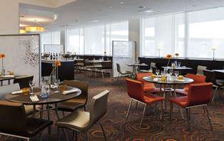 Week-end avec dîner en chambre supérieure avec vue panoramique sur Paris