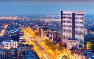 Week-end romantique de luxe avec dîner au centre de Bruxelles