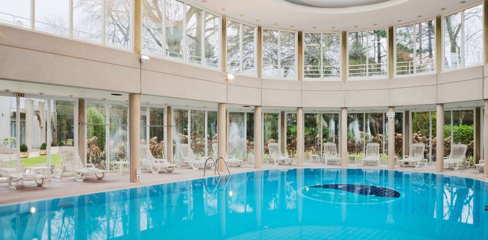 Hotel Holiday Inn Resort Le Touquet Charmehotel Le Touquet