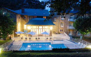 Offre spéciale : Week-end détente avec privatisation spa à Saint-Nectaire
