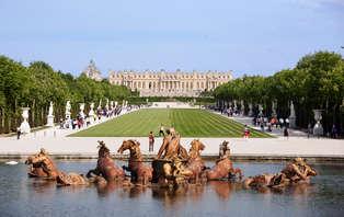 Week-end découverte en famille aux portes de Paris avec visite du Château de Versailles
