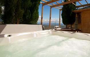 Escapada Relax con Spa privado en Sierra de las Nieves