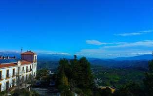 Escapada con Cena y encanto rural en Sierra de las Nieves