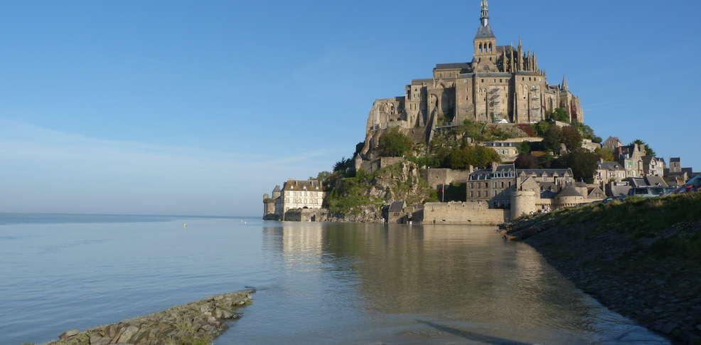 Ville Proche Du Mont St Michel