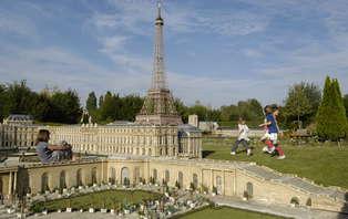 Week-end avec entrée au Parc France Miniature