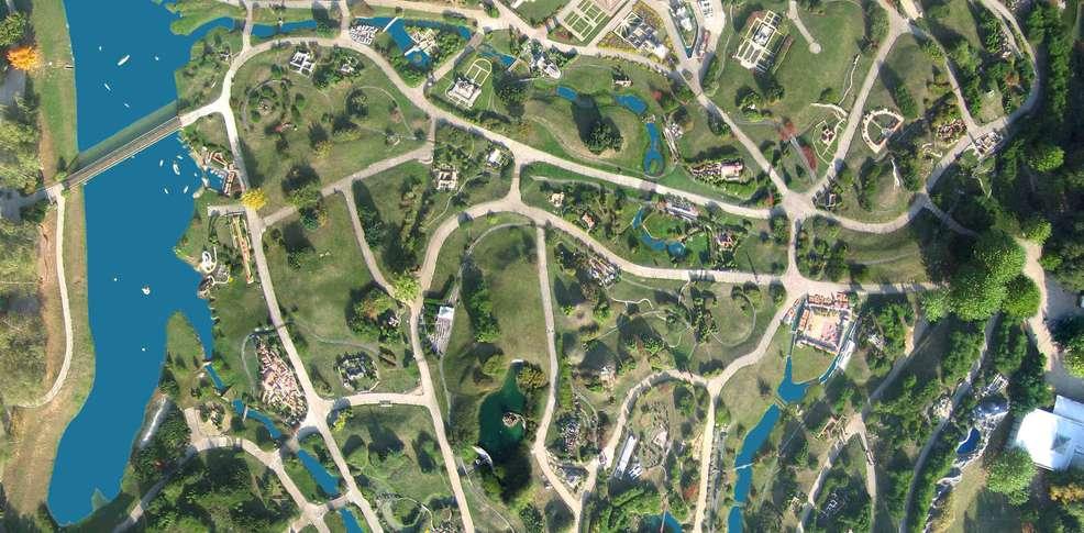 Week end guyancourt 78 week end avec entr e au parc for Parc attraction yvelines