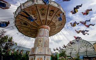 Offre spéciale: Week-end avec entrée au Parc Astérix près de Paris
