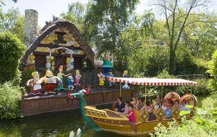 Offre spéciale: passez une journée au Parc Astérix lors d'un séjour près de Paris