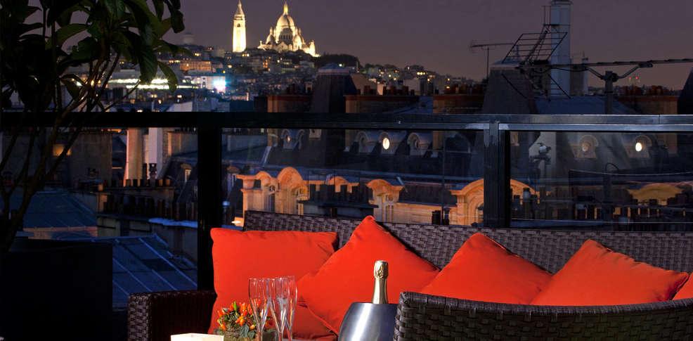 L 39 edmond h tel h tel de charme paris for Reservation hotel a paris gratuit
