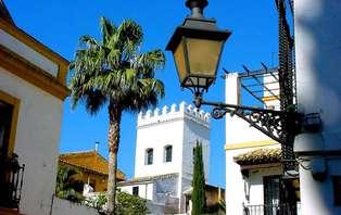 Escapada romántica con encanto del siglo XVIII en Sevilla