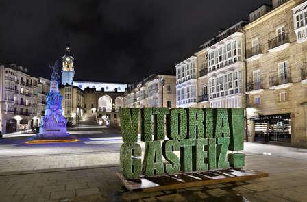 2 Noches de Lujo en Vitoria