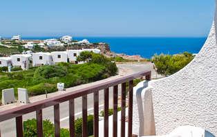 Escapada en apartamento típico con desayuno en Menorca