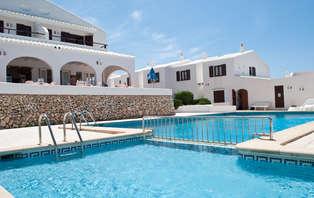 Escapada en apartamento típico de Menorca