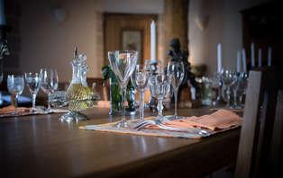 Offre Spéciale: week-end avec dîner dans un château près du Puy du Fou