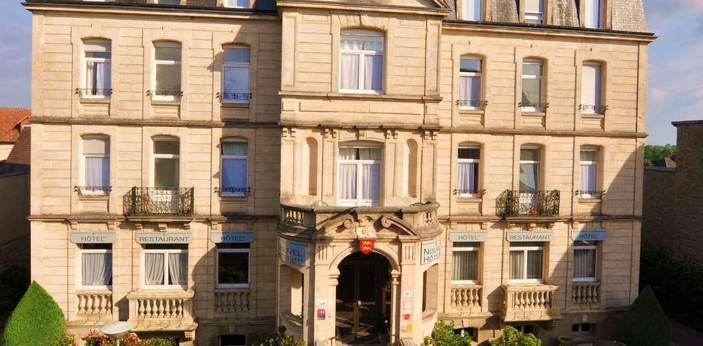 Le nouvel h tel h tel de charme bagnoles de l 39 orne - Le nouvel hotel paris ...