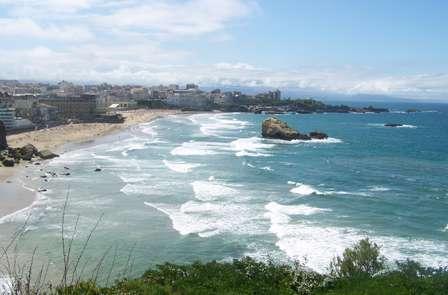 Week-end découverte à Biarritz