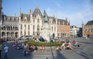 Ontdekkingsweekend inclusief een bezoek aan Brugge (vanaf 2 nachten)