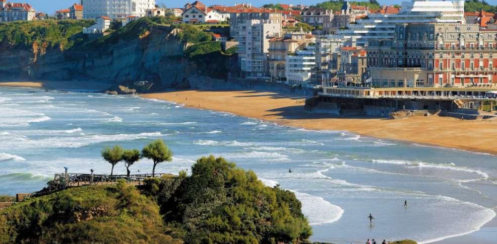 week end biarritz 64 week end au bord de la mer biarritz. Black Bedroom Furniture Sets. Home Design Ideas