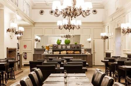 Week-end dans un hôtel de charme à Bruxelles