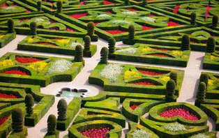 Week-end découverte des jardins du Château de  Villandry