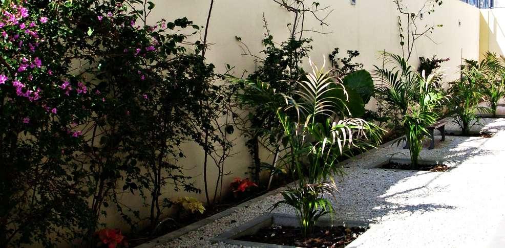 H tel apartamentos ath domocenter h tel de charme bormujos for Jardin tecina booking