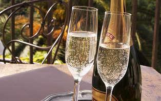 Week-end romantique avec dîner sur la Côte d'Azur