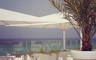 Week-end détente & SPA en chambre avec balcon face à l'océan, à Biscarrosse