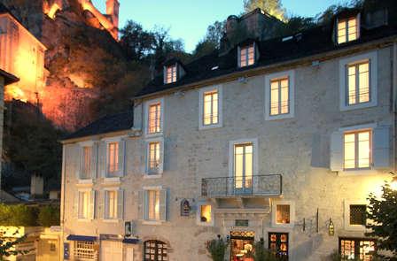 Week end au cœur de la cité médiévale de Rocamadour
