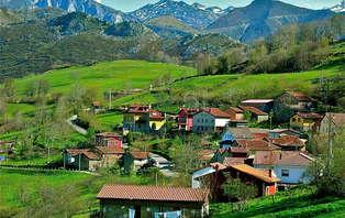 Escapada con cena asturiana en el corazón Los Picos de Europa