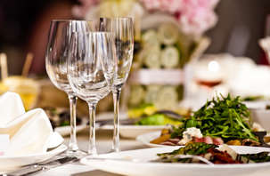 Offre spéciale Saint-Valentin : Week-end romantique avec dîner et champagne en Sologne