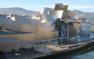 Escapada cultural con visita al museo Guggenheim