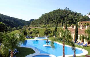 Especial Parejas: Disfruta una noche con spa y cena  en Marbella