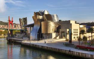 Escapada a Bilbao con entradas al Guggenheim (desde 2 noches)
