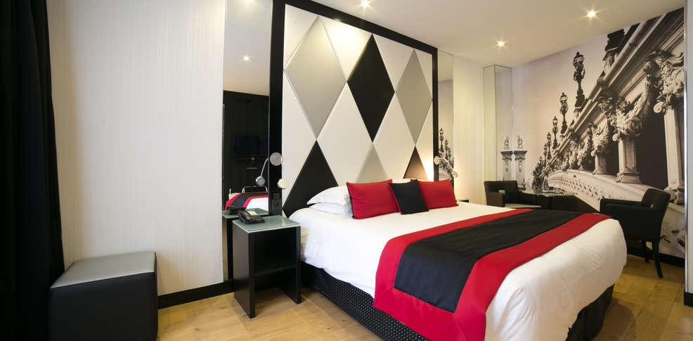 H tel l 39 empire paris h tel de charme paris for Meilleur prix hotel paris